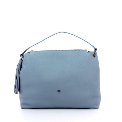 La pomme tassen handtas blauw 183093