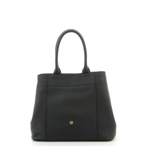 La pomme tassen handtas zwart 18061