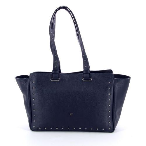 La pomme tassen handtas donkerblauw 183080