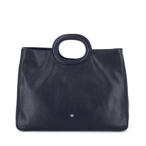 La pomme tassen handtas zwart 180124