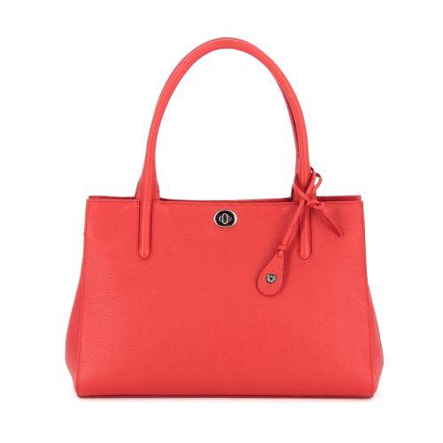 La pomme tassen handtas rood 174884