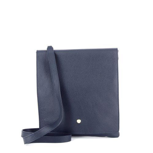 La pomme tassen handtas blauw 180133