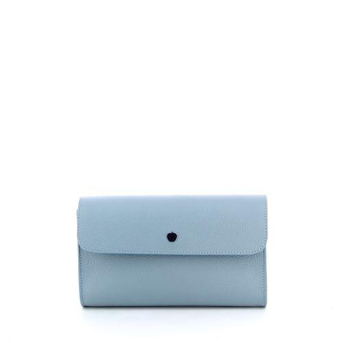 La pomme tassen handtas blauw 183090