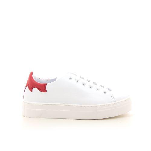 Fiamme  sneaker wit 196738