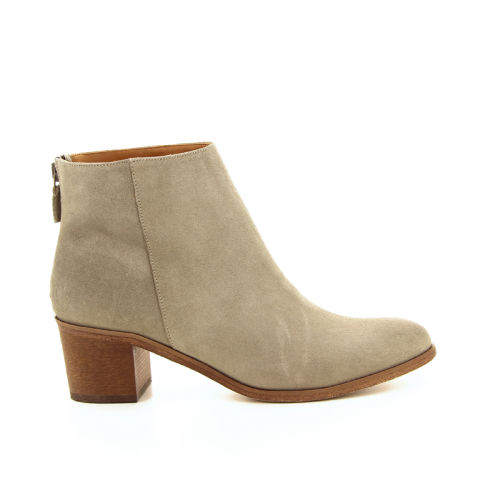 Anthology damesschoenen boots beige 17194