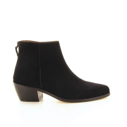 Anthology damesschoenen boots zwart 17195