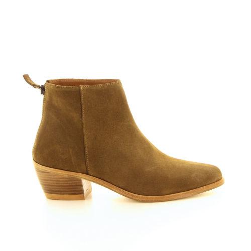 Anthology damesschoenen boots cognac 17195