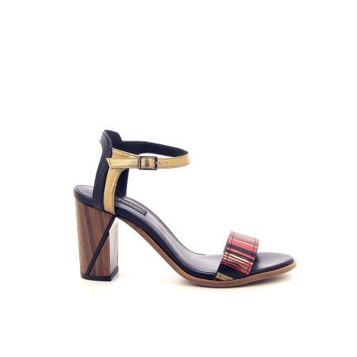 Thiron damesschoenen sandaal goud 195054