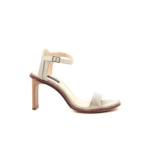 Thiron damesschoenen sandaal goud 195057