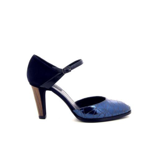Thiron damesschoenen pump donkerblauw 171390