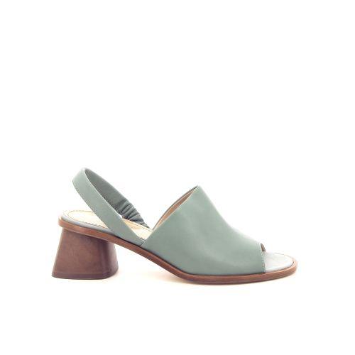 Antonio barbato damesschoenen sandaal lichtgroen 171505