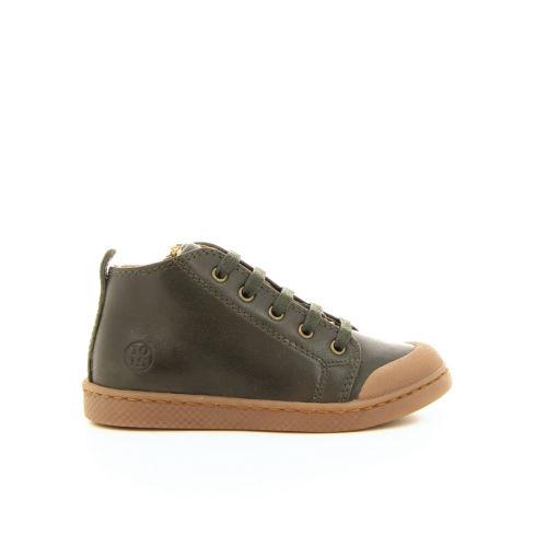10 is kinderschoenen boots groen 18928