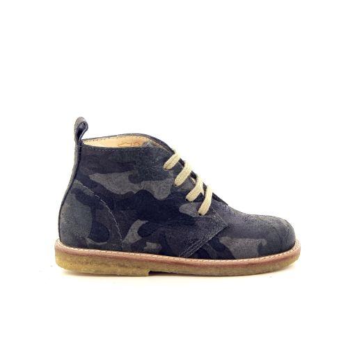 Angulus kinderschoenen boots groen 179044