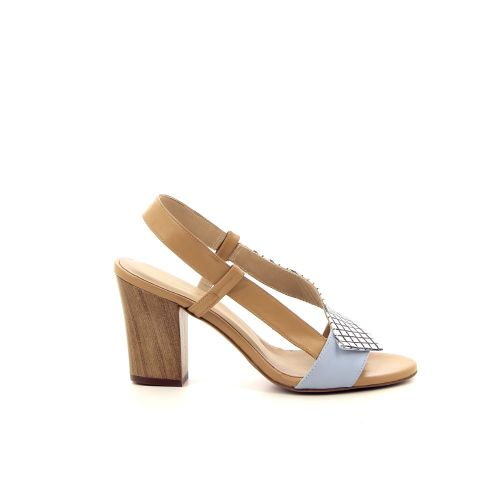 Megumi ochi damesschoenen sandaal camel 184056