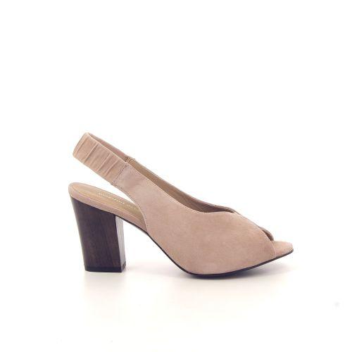 Megumi ochi damesschoenen sandaal poederrose 184058