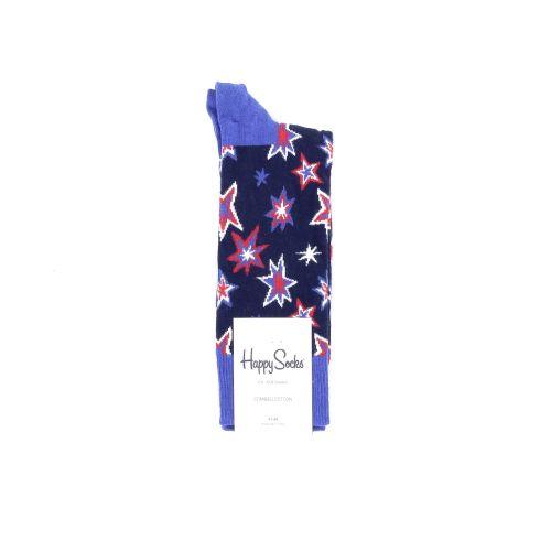 Happy socks accessoires kousen blauw 177041