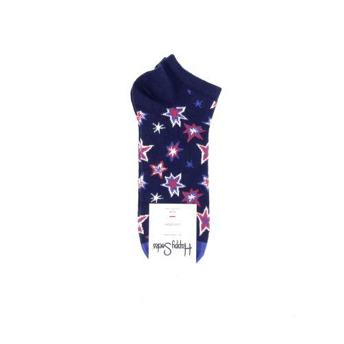 Happy socks accessoires kousen blauw 177034