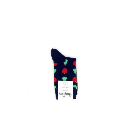Happy socks accessoires kousen blauw 177090