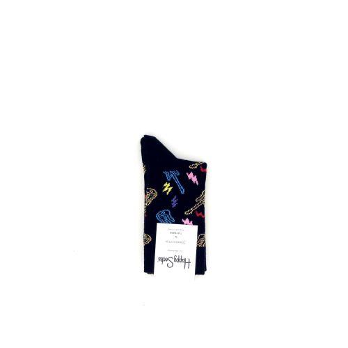 Happy socks accessoires kousen zwart 177089