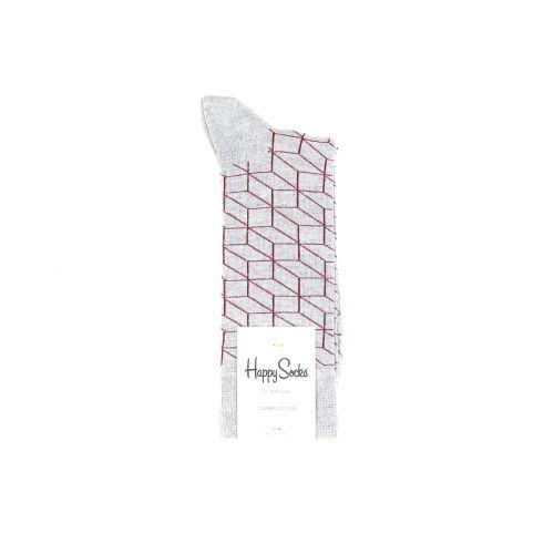 Happy socks accessoires kousen grijs 177039