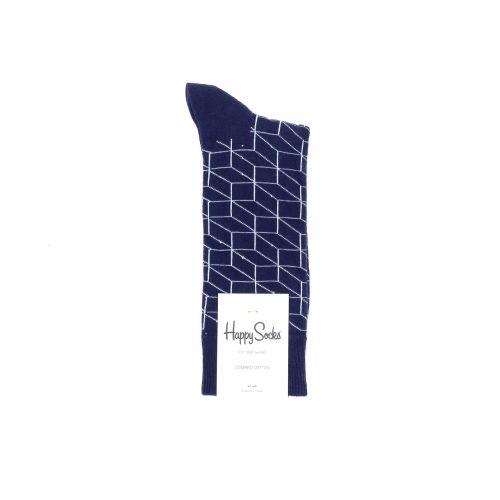 Happy socks accessoires kousen blauw 177040