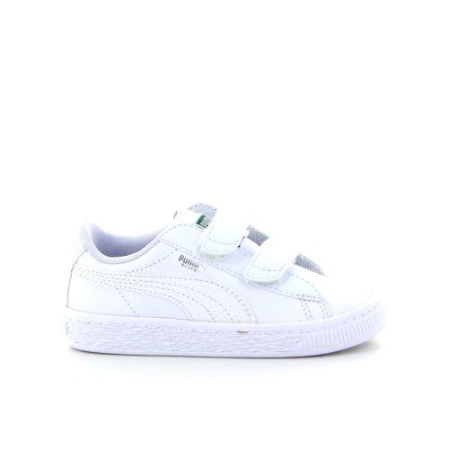 Puma kinderschoenen sneaker wit 168330