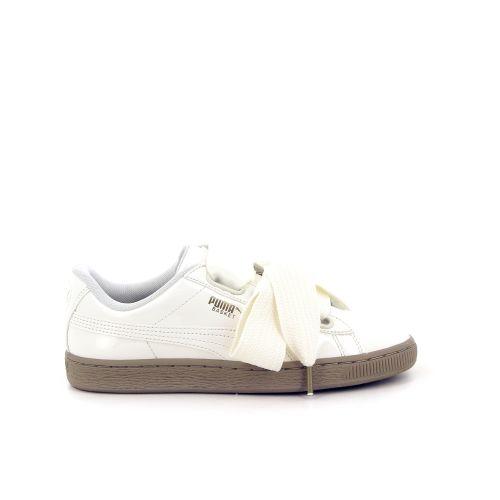 Puma damesschoenen sneaker ecru 176345