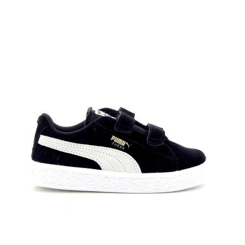 Puma kinderschoenen sneaker zwart 176338