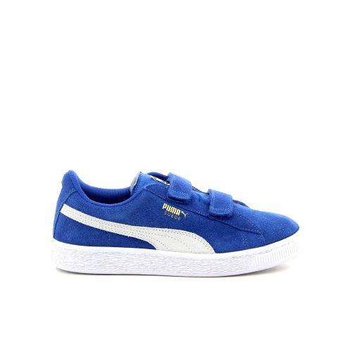 Puma kinderschoenen sneaker blauw 181339