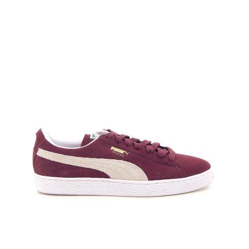 Puma damesschoenen sneaker rood 181324