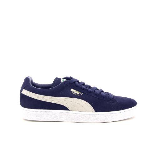 Puma damesschoenen sneaker blauw 181324