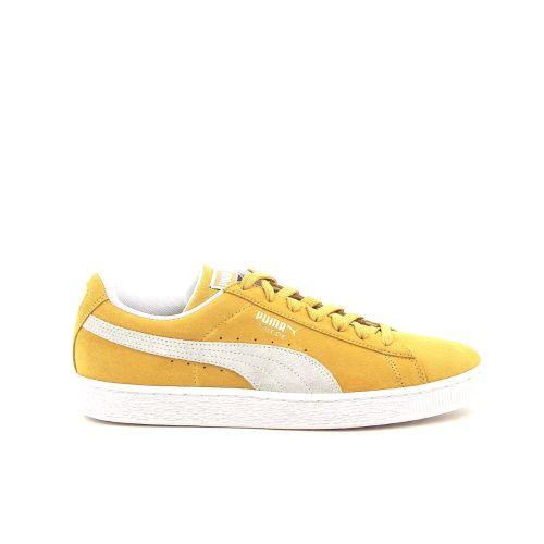 Puma herenschoenen sneaker geel 187340
