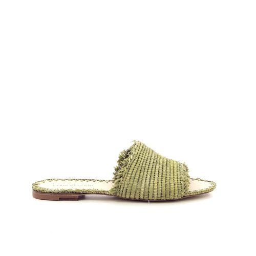 Fabio rusconi damesschoenen sleffer groen 195210