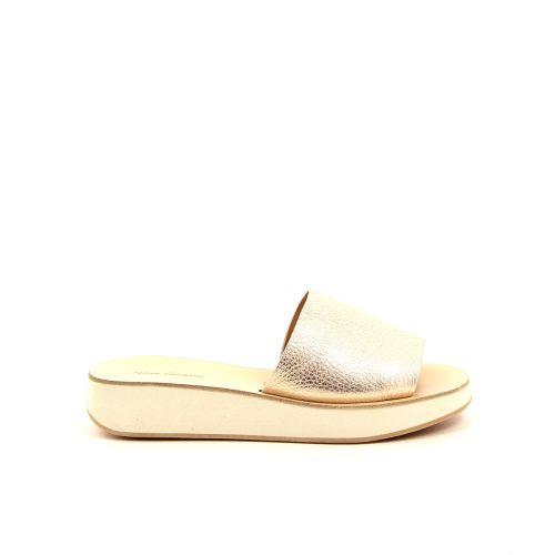 Fabio rusconi damesschoenen sandaal goud 171551