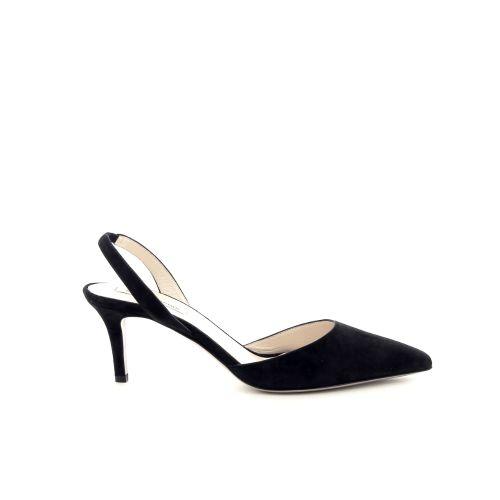 Fabio rusconi  sandaal zwart 195201