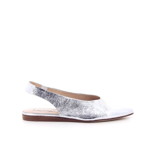 Fabio rusconi damesschoenen sandaal zilver 195173