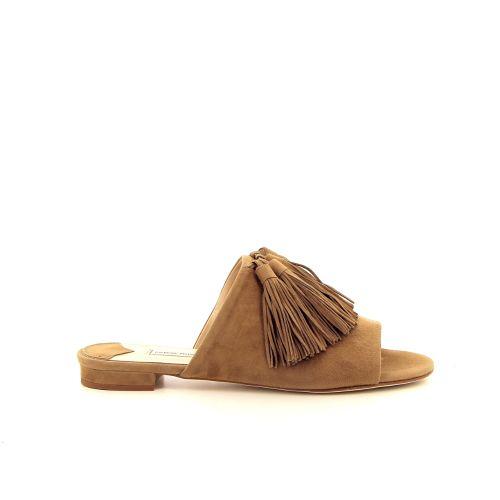 Fabio rusconi damesschoenen muiltje camel 184380
