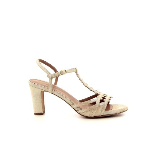 Chie  sandaal platino 195072