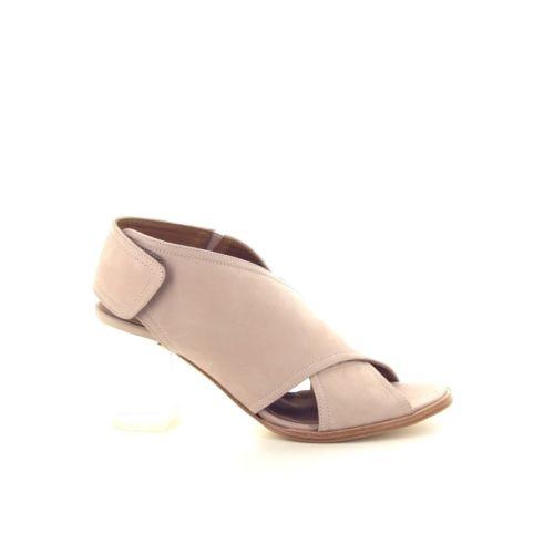 Emma go solden sandaal poederrose 172122