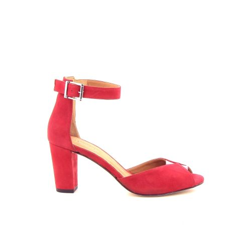 Emma go solden sandaal rood 184354
