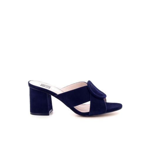 Bibi lou damesschoenen muiltje blauw 195035