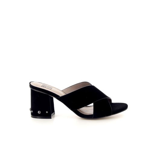 Bibi lou damesschoenen muiltje zwart 183153