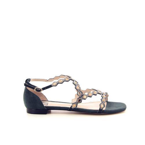 Bibi lou damesschoenen sandaal groen 194587