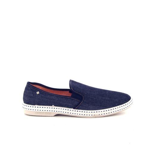 Rivieras  sneaker jeansblauw 183608