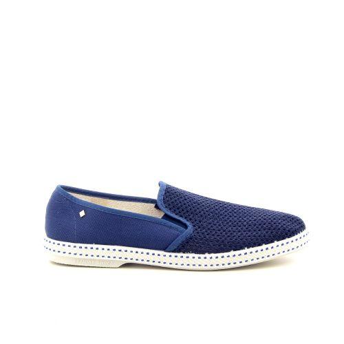 Rivieras  sneaker jeansblauw 183610