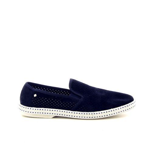 Rivieras herenschoenen sneaker blauw 183612
