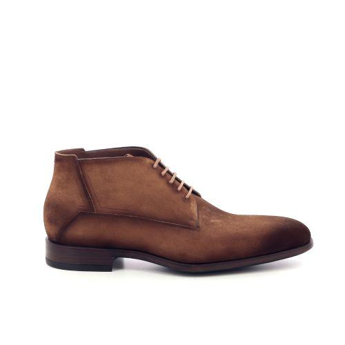 Greve herenschoenen boots cognac 200913