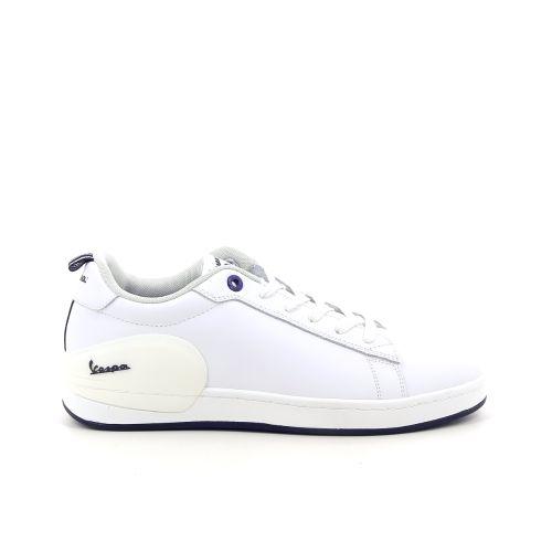 Vespa herenschoenen sneaker wit 175230