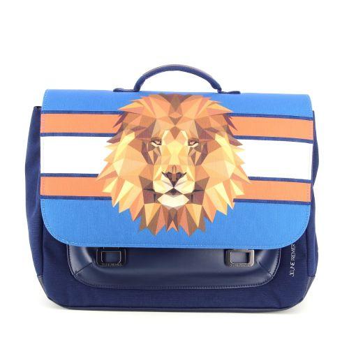 Jeune premier tassen boekentas blauw 186909