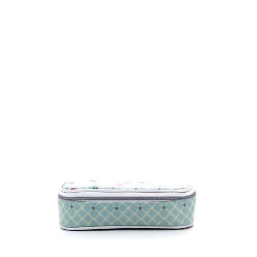 Jeune premier accessoires pennenzak groen 186940